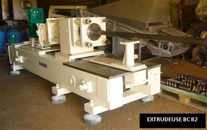 Extrudeuse BC 82